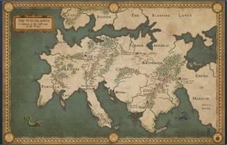 Image result for truthwitch map