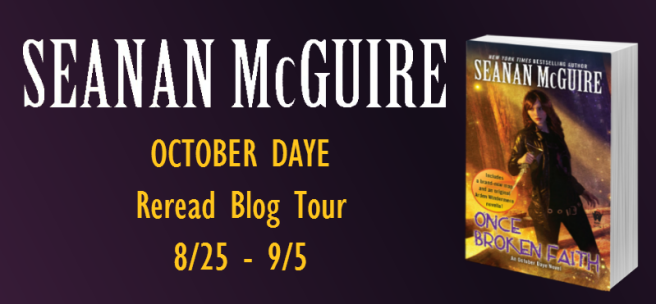 seanan mcguire blog tour
