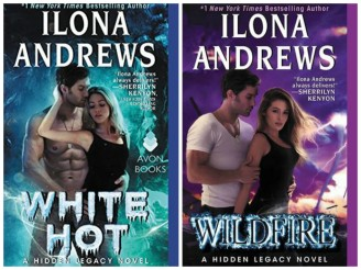 ilona andrews hidden legacy